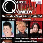 Queer Queens of Comedy 9/23
