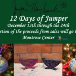 """The 12 Days of Jumper"" Charity Art Sale"