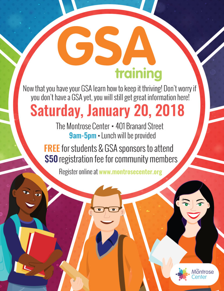 GSA Training 1_2017