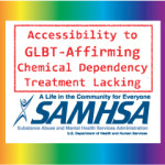 Few Chemical Dependency Treatment Programs in U.S. Offer GLBT-Specific Care