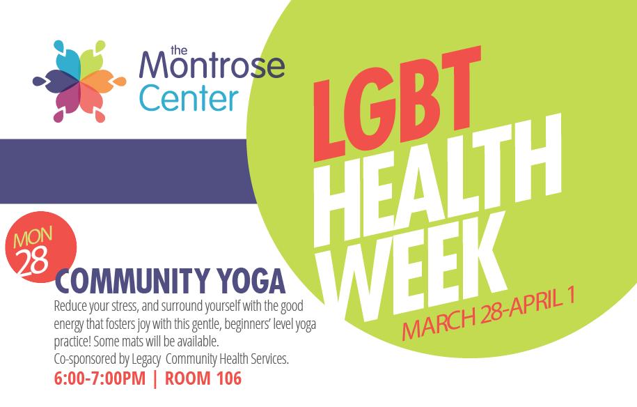 LGBT Health Week