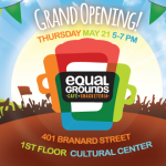 Cafe Grand Opening