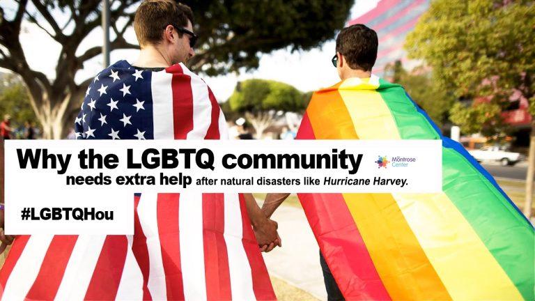 #LGBTQHou why the lgbtq community needs extra