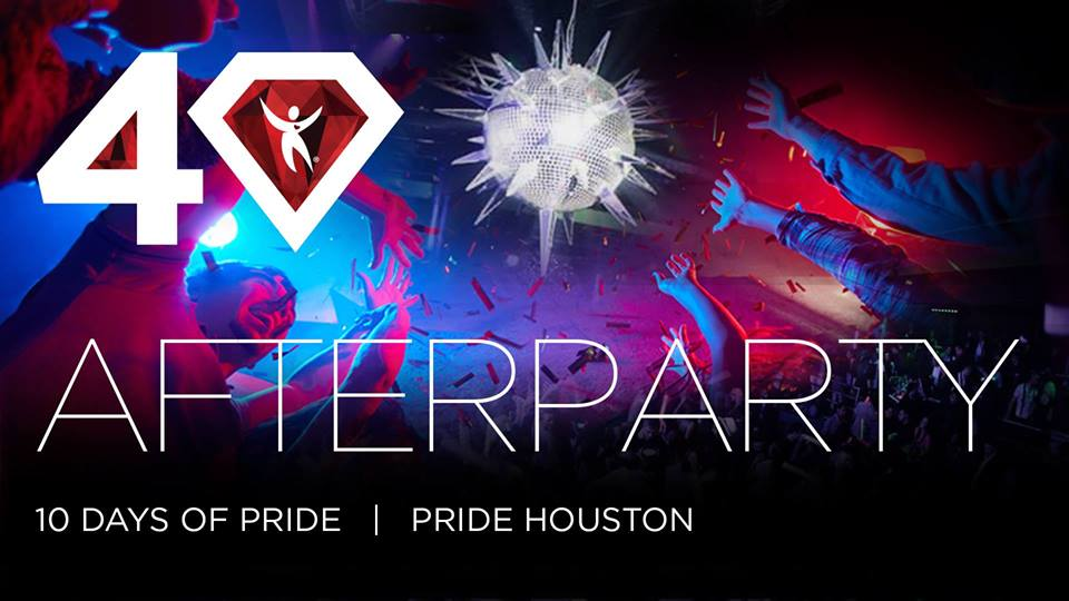 Pride Houston: Official Afterparty with International DJ