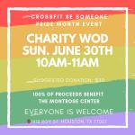 CFBS Charity WOD