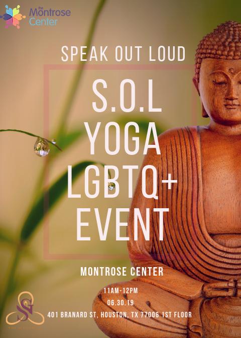 S O L Yoga The Montrose Center