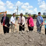 The Montrose Center Breaks Ground on Law Harrington Senior Center