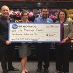 Kroger Gifts $5000 to Feed the Human Spirit