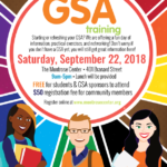 GSA Training
