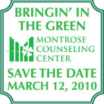 Mark Your Calendar! Bringin' in the Green & Sponsorship Opportunities