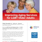 Improving Aging Services for LGBT Older Adults - Nov 13