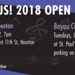 Bayou City Performing Arts: Gay Men's Chorus Open Rehearsals