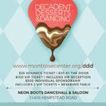 Decadent Desserts & Dancing