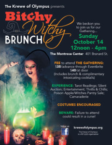 Bitchy Witchy Brunch