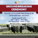 The Montrose Center to Break Ground on LGBTQ Affirming Senior Living Center