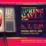 Spring Gayla 4/25