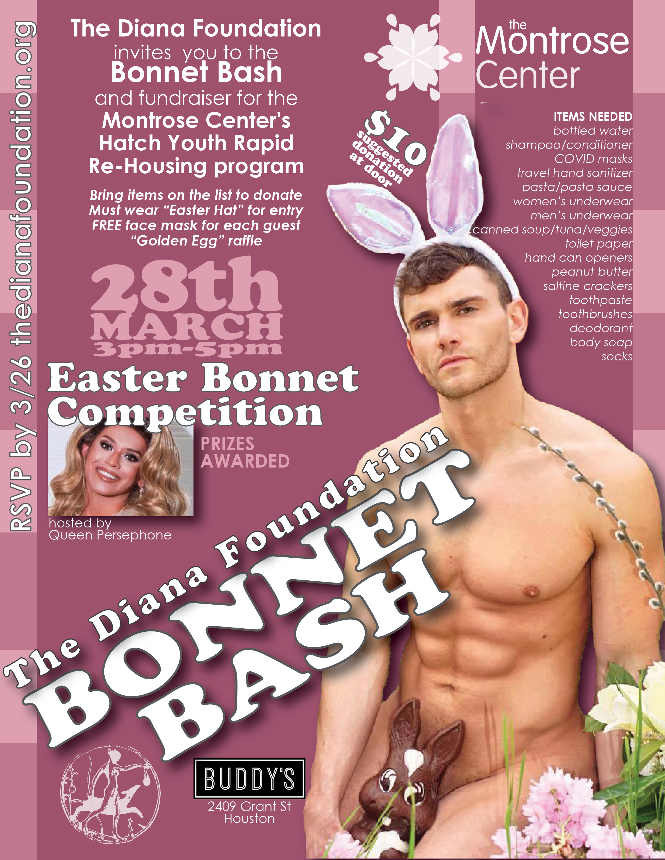 Diana Bonney Bash